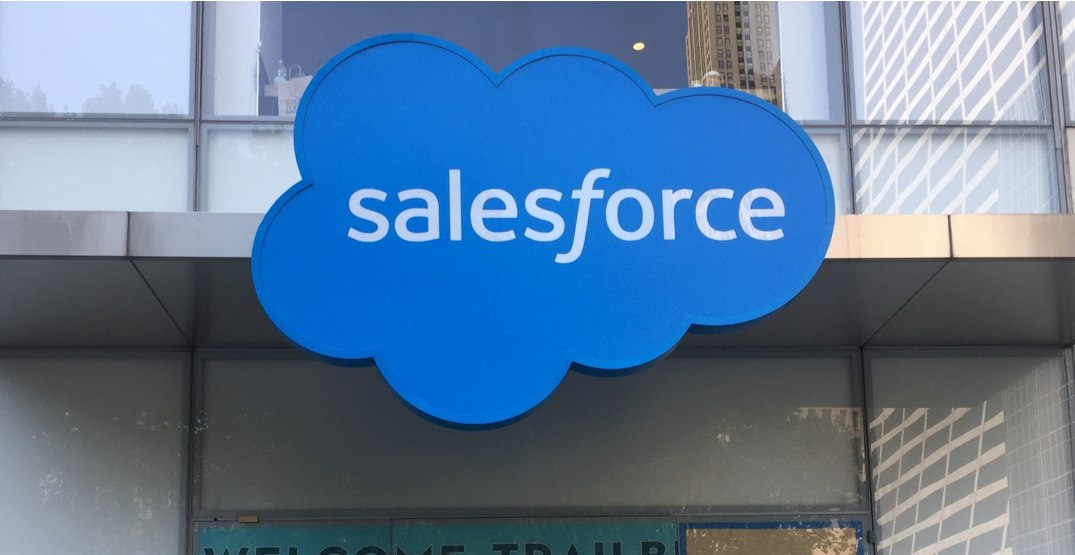 Salesforce announces $2 billion investment in Canada over next five years