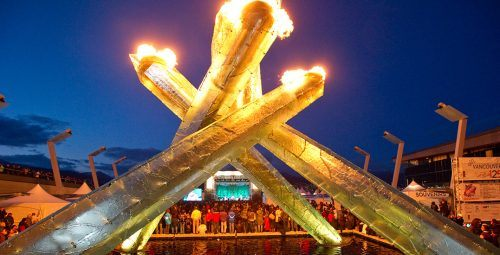 Vancouver's Olympic Cauldron is being relit to celebrate ...