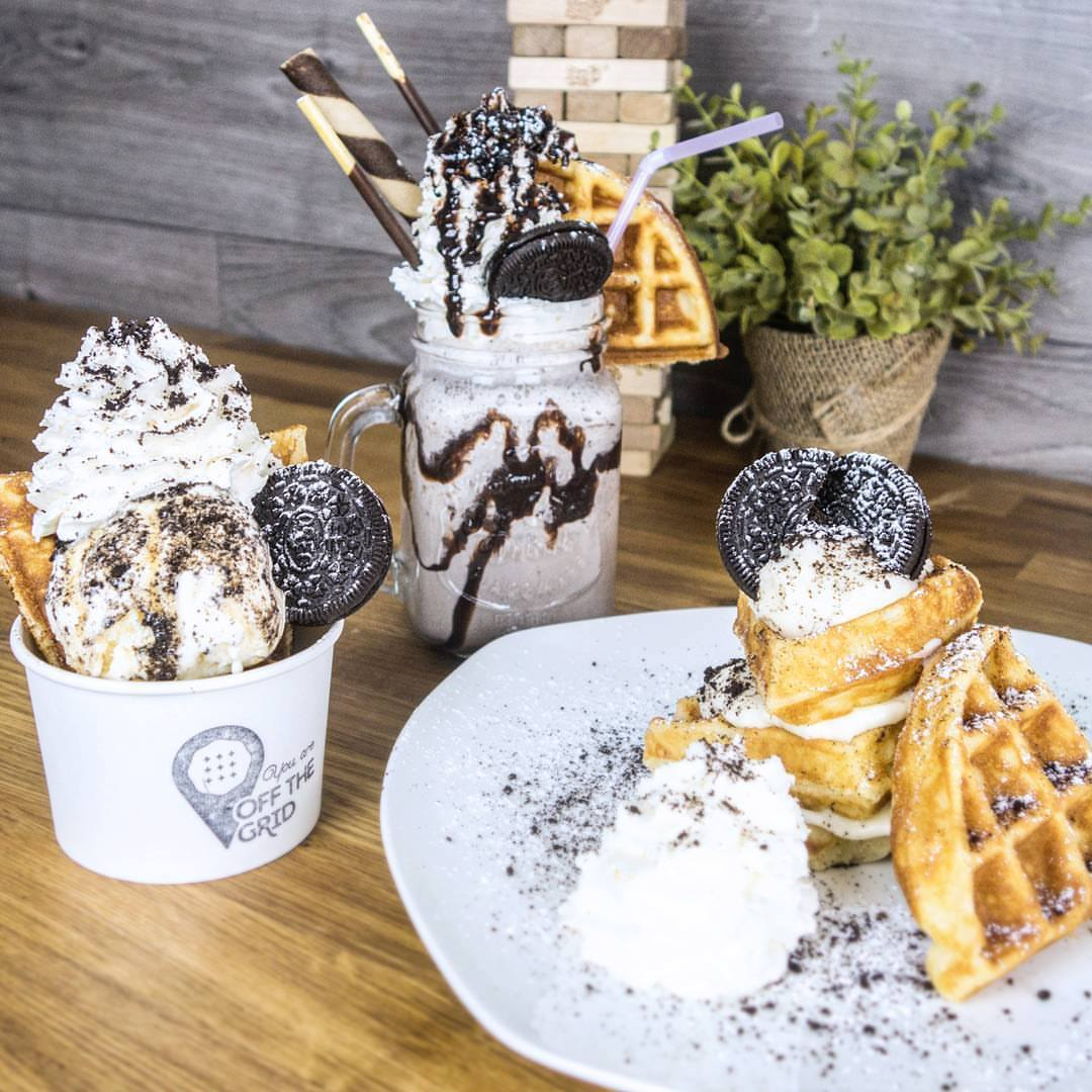 Off The Grid Waffles