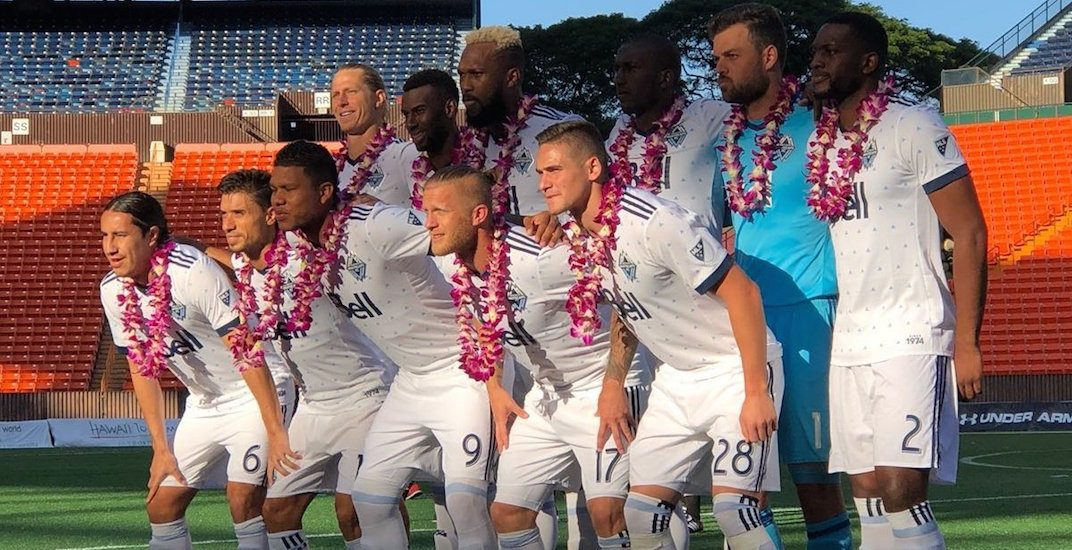 Whitecaps player blog: 'I've got some exciting news...'