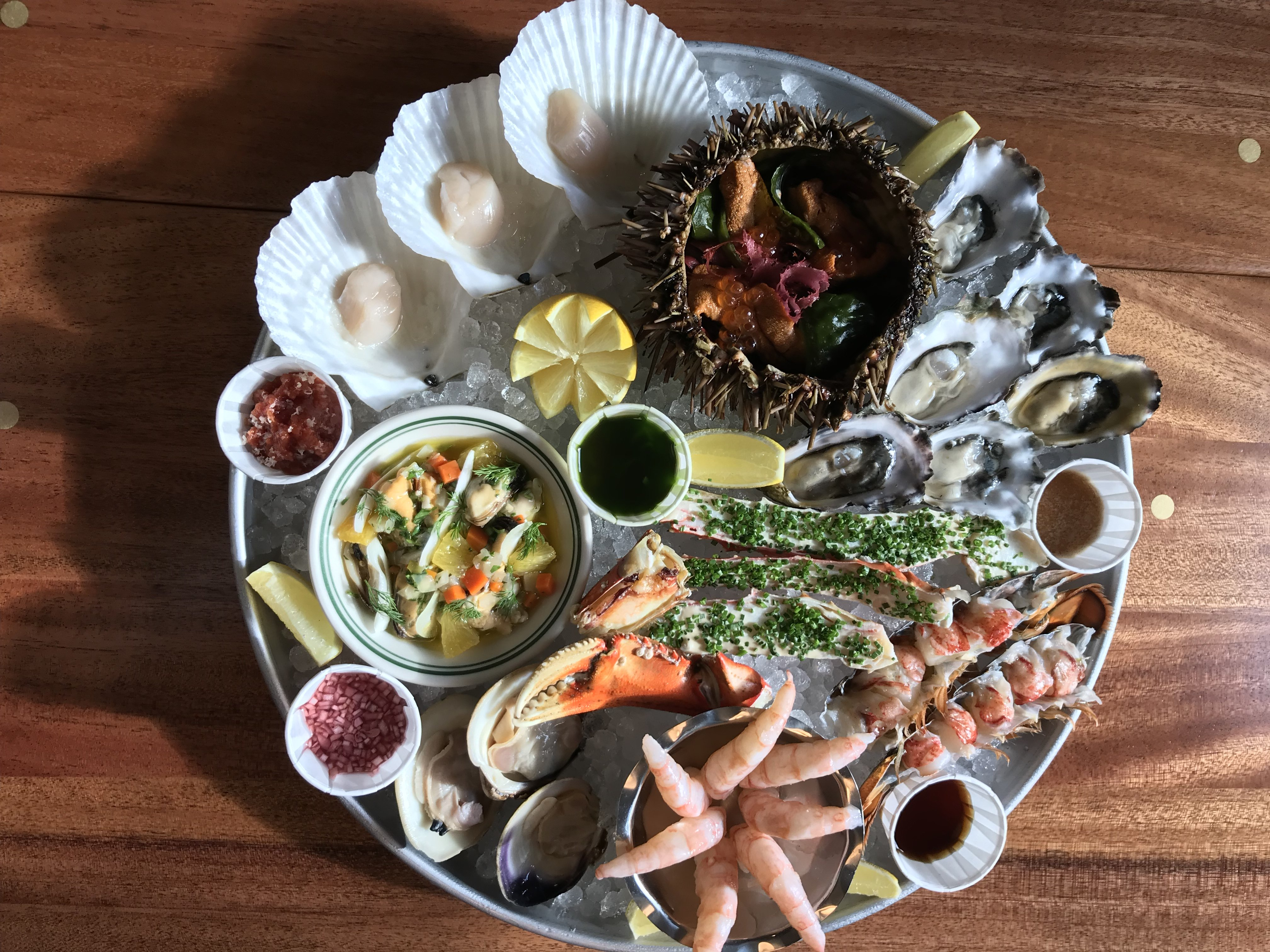 Coquille Fine Seafood