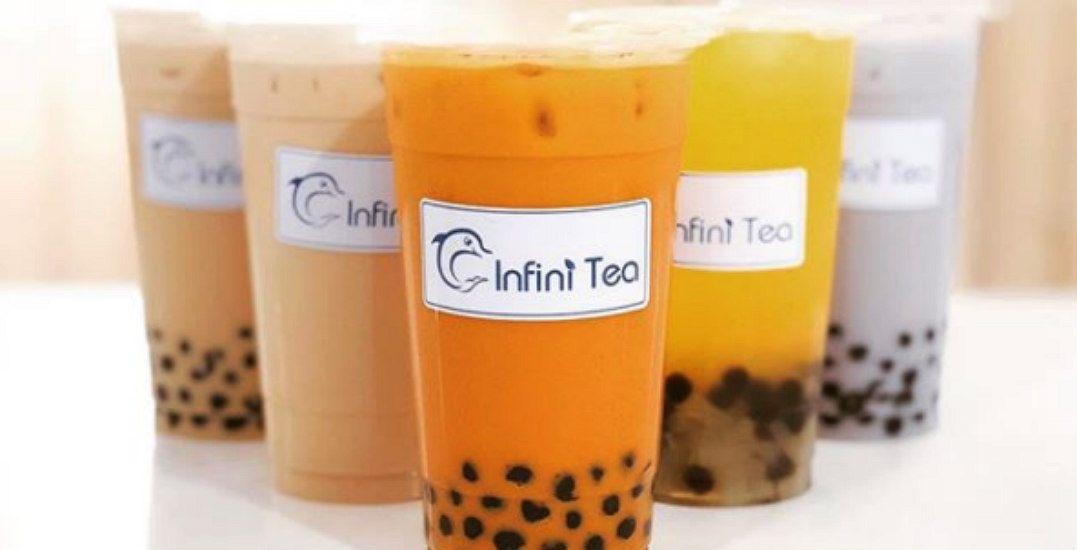 Infini teainstagram