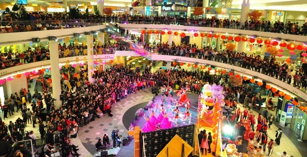 Ring in Chinese New Year at Aberdeen Centre's Midnight Countdown