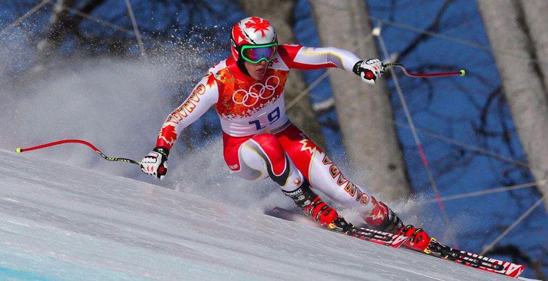 erik guay downhill skiing
