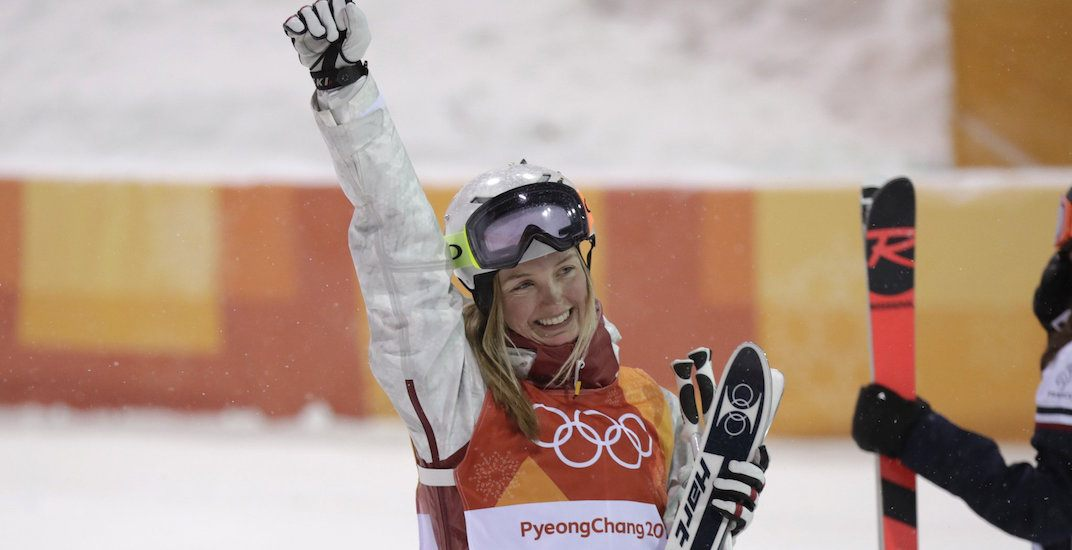 Justine Dufour-Lapointe earns second straight Olympic medal for Canada in moguls