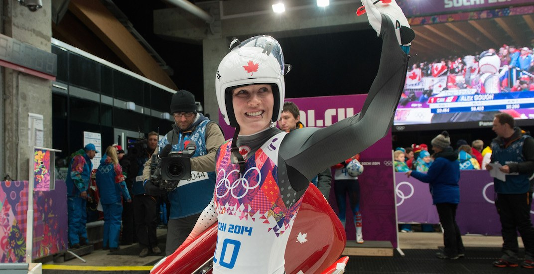alex gough luge