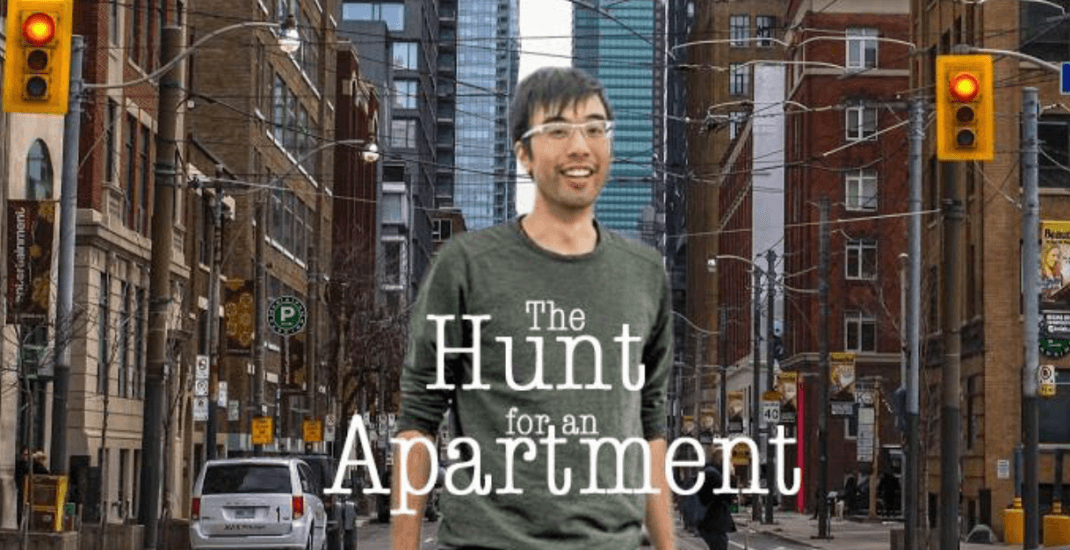 Toronto apartment hunter creates hilarious movie poster to get noticed by landlords