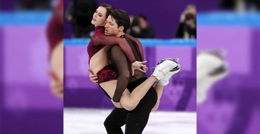 The entire world wants Canada's gold-winning Olympic skaters to hook-up