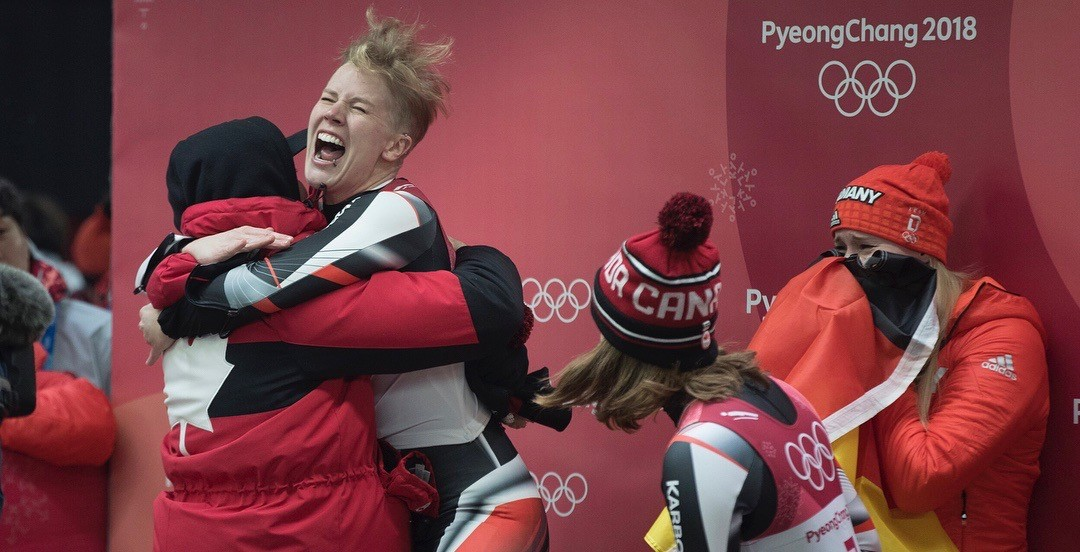 Alex Gough makes history, wins Canada's first-ever Olympic medal in luge