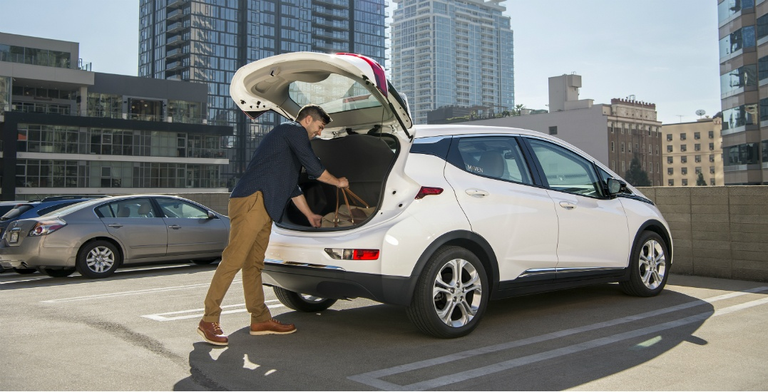 GM's car-sharing service marks first international expansion with Toronto launch