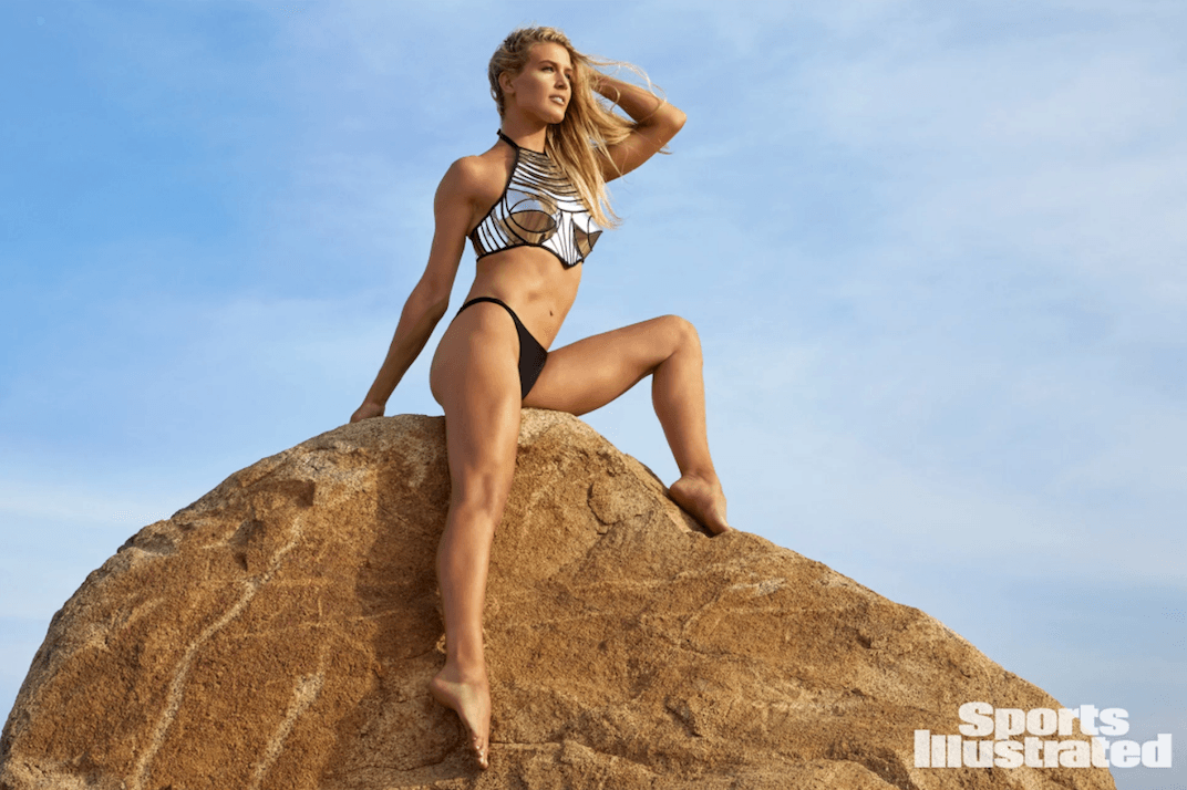 Genie Bouchard Nude, Sexy, The Fappening, Uncensored