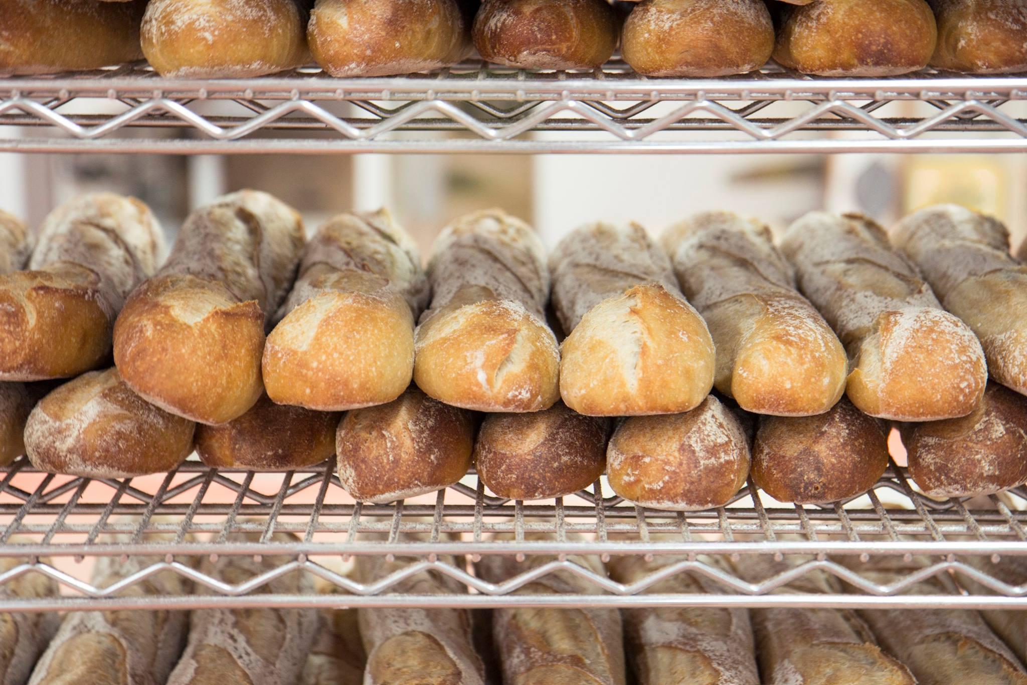 Les Moulins La Fayette bread