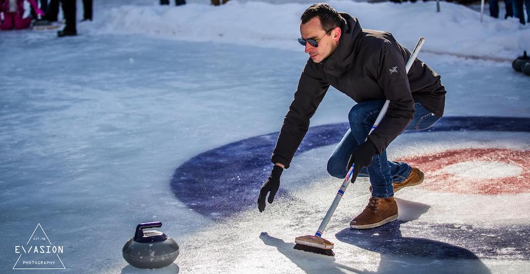 Beltline Bonspiel is back for second annual event this Saturday