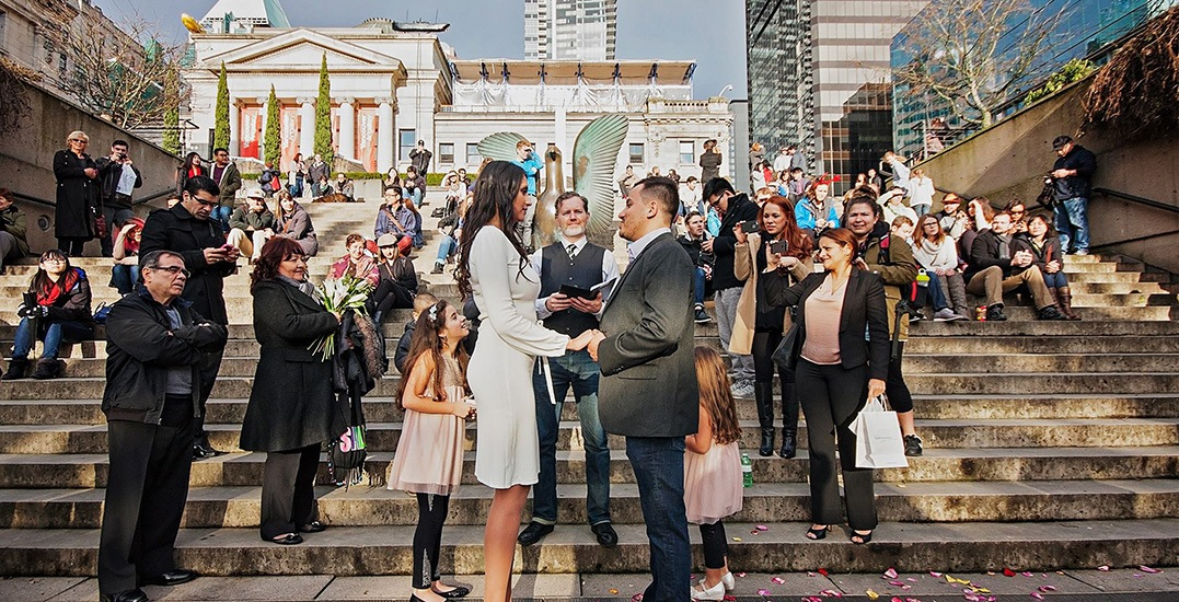 You can now officiate weddings for family and friends in Alberta