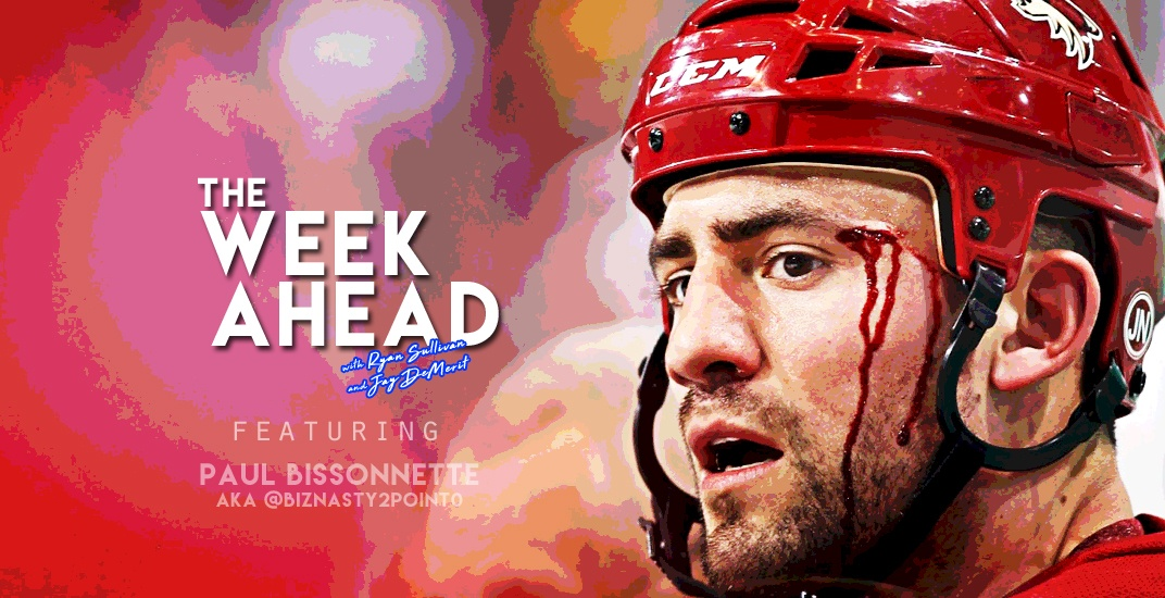 week ahead biz nasty paul bissonnette