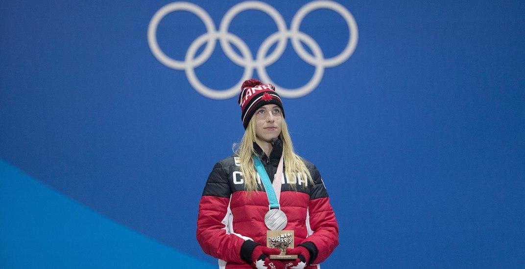 Blouin canada medal