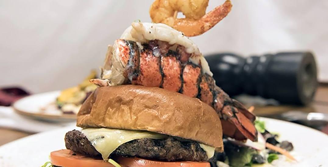 Lobster burger 2