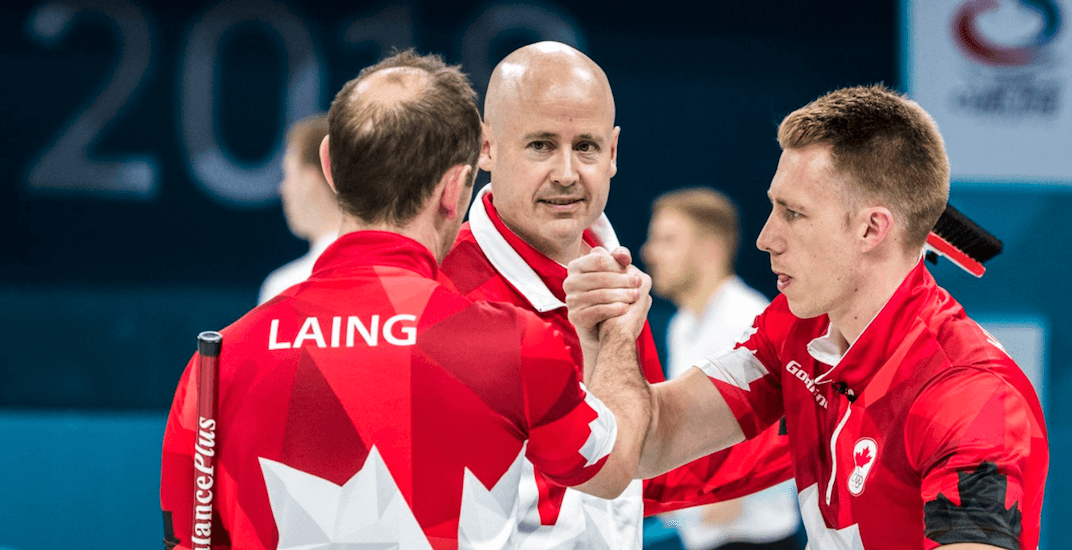 koe curling canada olympics