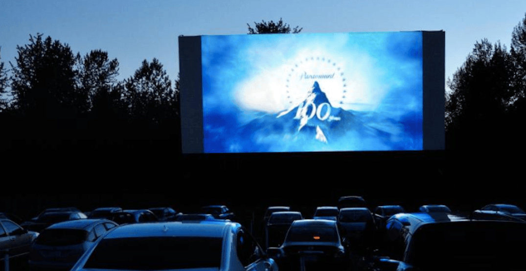 16 films coming to Metro Vancouver's only drive-in movie theatre this summer