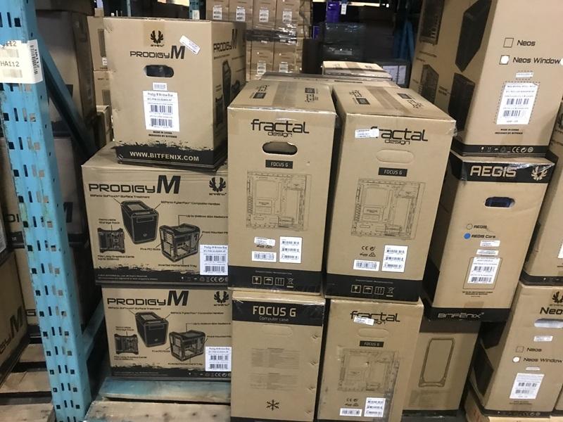 NCIX Auction