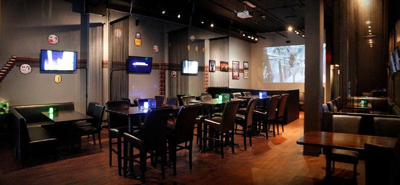 EXP Restaurant + Bar