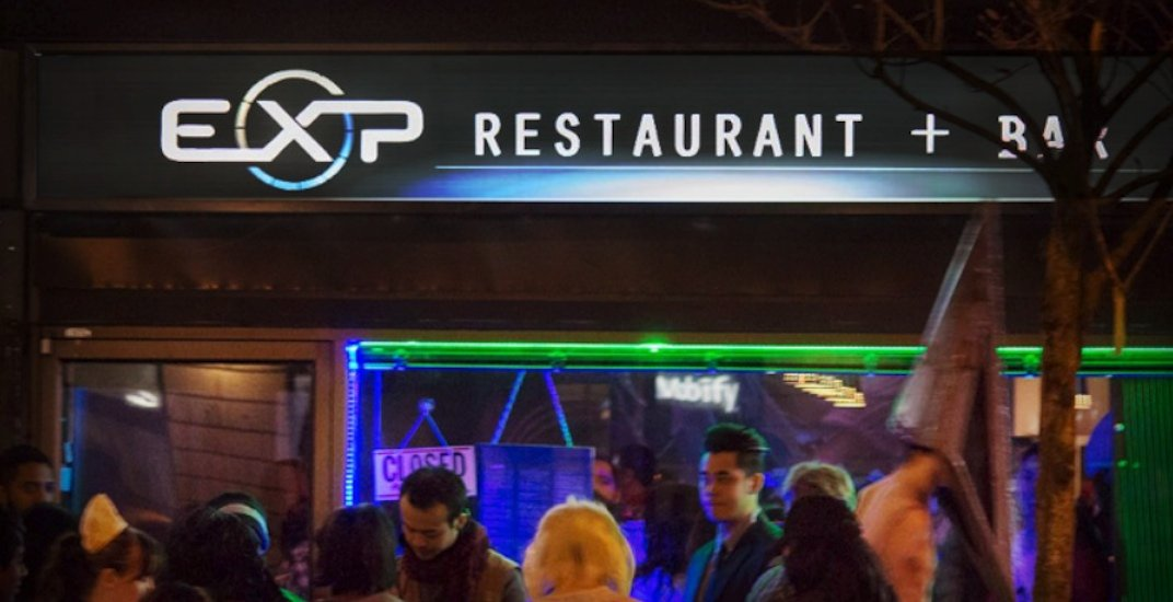 EXP Restaurant + Bar is officially closing this month