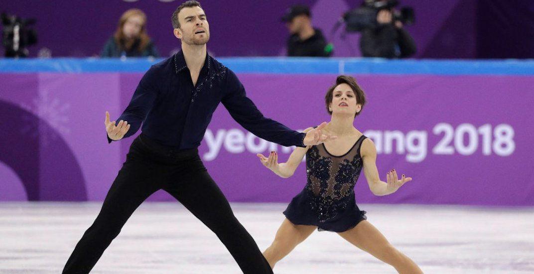 Duhamel radford canada olympics