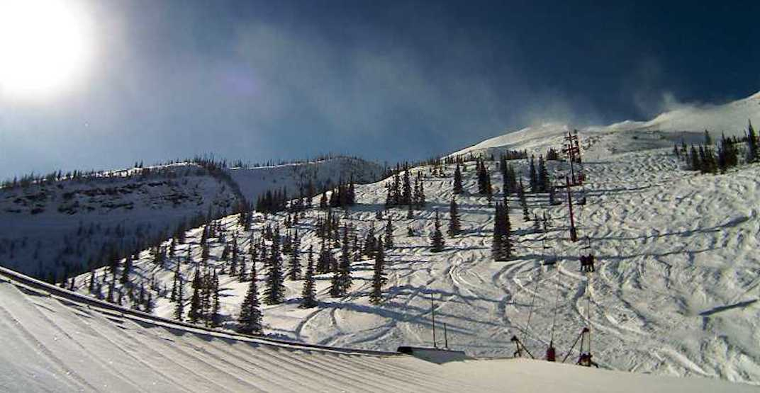 Castle Mountain Resort officially opening for the season this weekend
