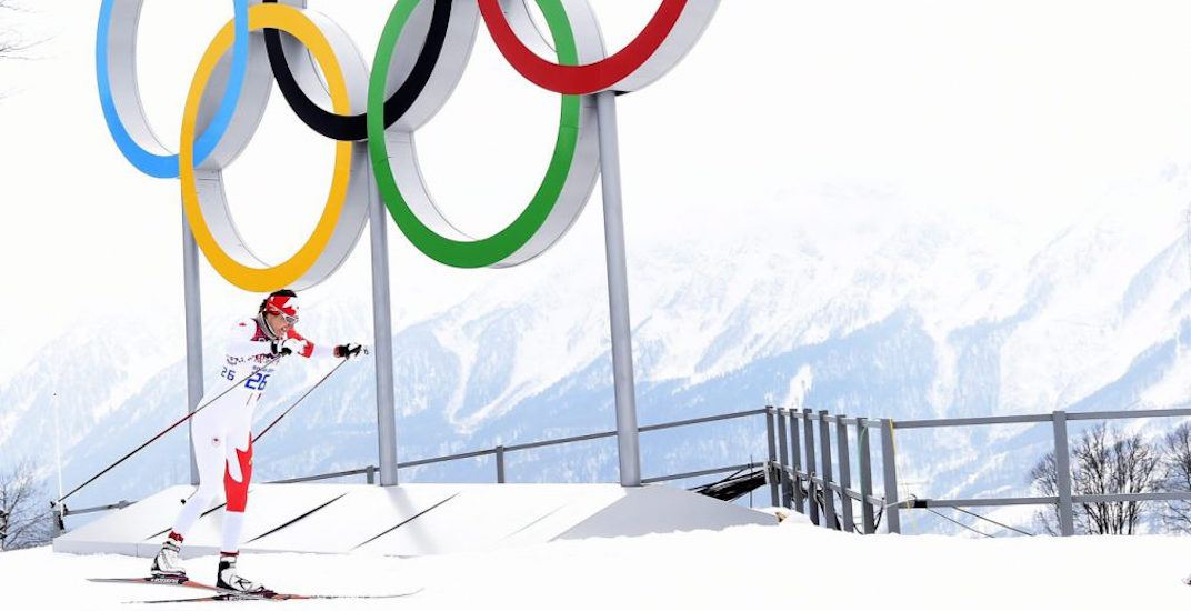 alex harvey canada cross country skiing