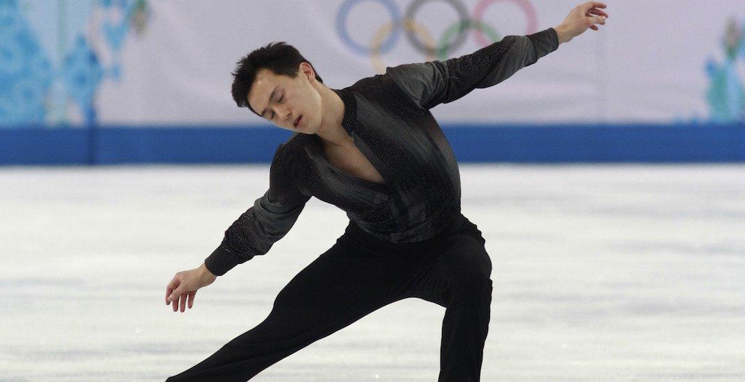 patrick chan olympics