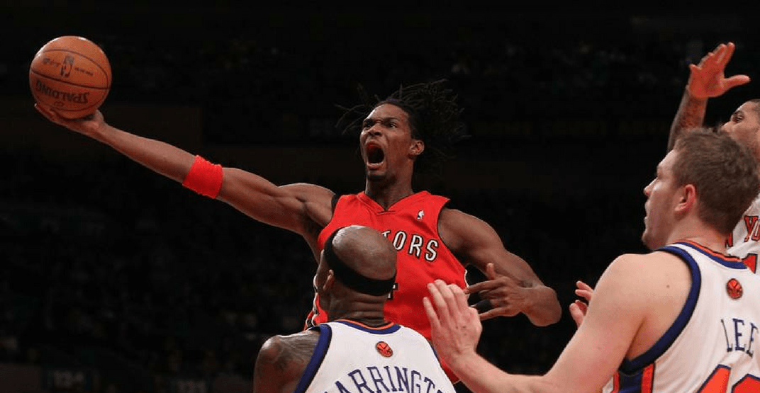 Chris Bosh hints at a potential comeback with the Raptors (VIDEO)