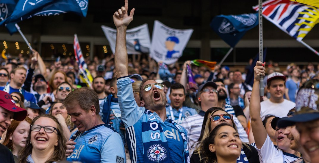Whitecaps increase seating capacity for home opener