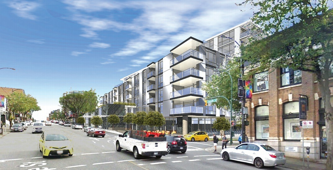 New market housing project proposed for South Granville