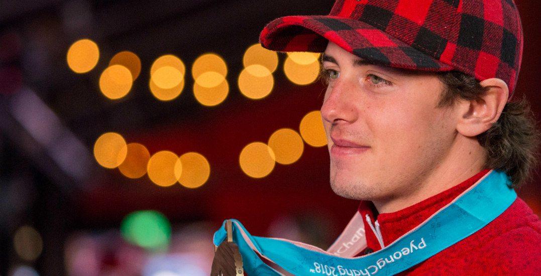 Olympian Mark McMorris had a (surprise) virtual visit home this week