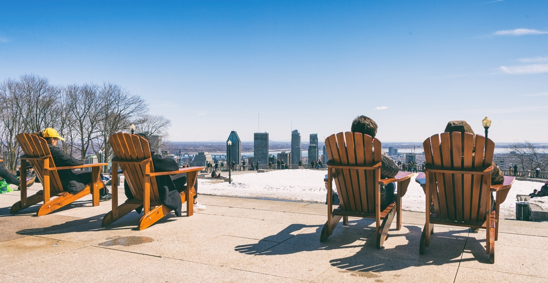 Warmer weather and double-digit temperatures on the way for Montreal