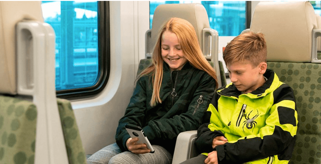 Kids can ride GO Transit and UP Express for FREE over Family Day weekend