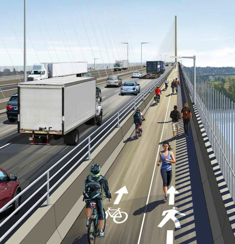 Pattullo Bridge Traffic >> BC Government announces construction of a new Pattullo Bridge | Daily Hive Vancouver
