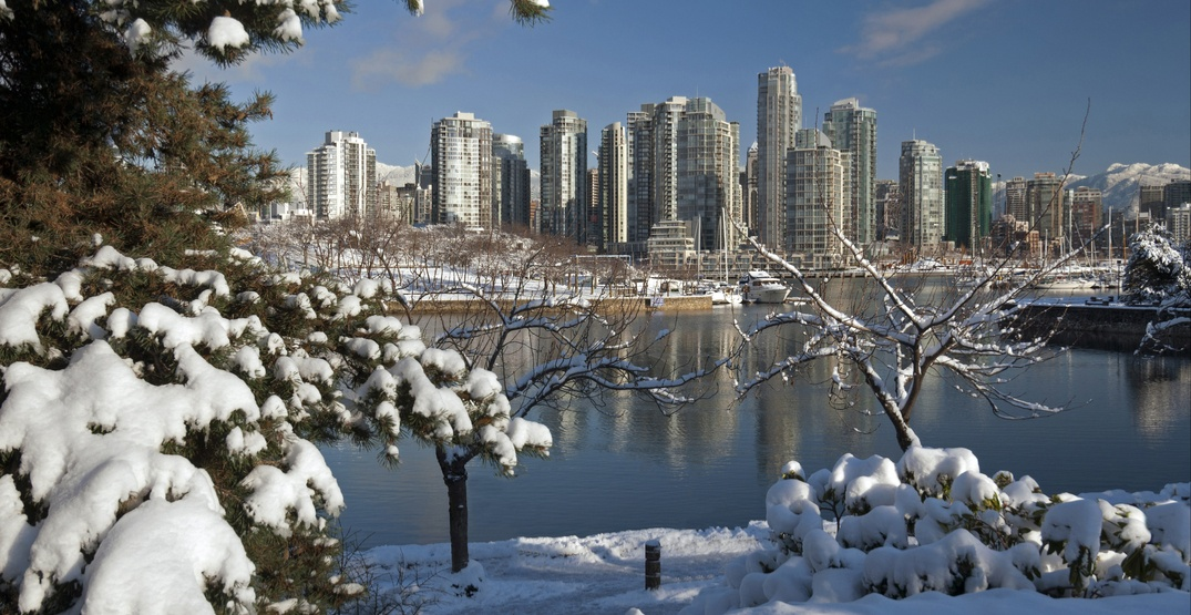 Environment Canada issues second snowfall warning for Metro Vancouver