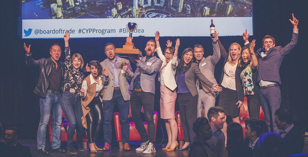 How you could win this Dragon's Den-inspired contest in Vancouver