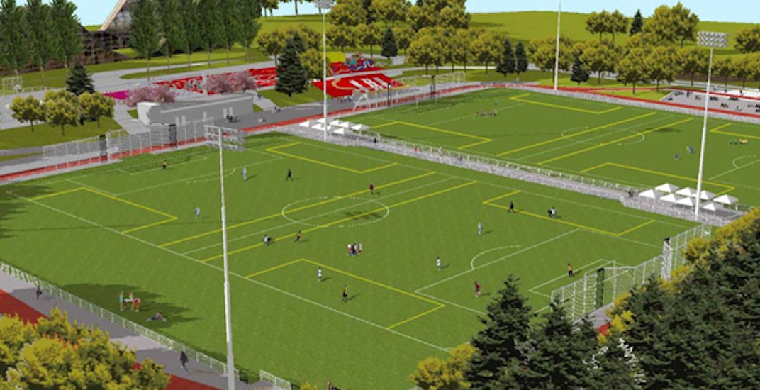 4 fields in Vancouver considered for 2026 FIFA World Cup training sites
