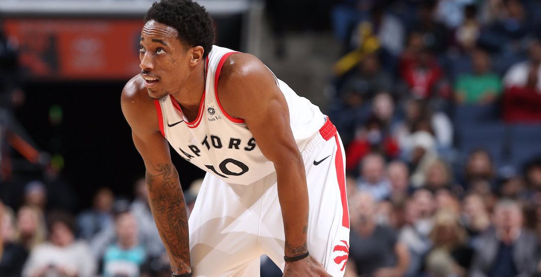 Report: DeRozan says Raptors lied to him about trade