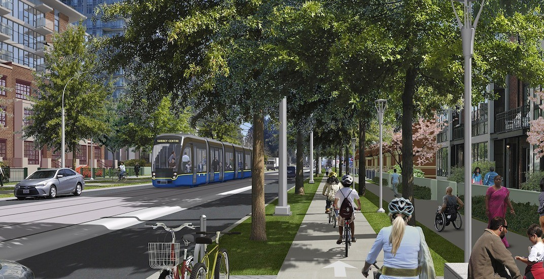 Surrey should hold a referendum on light rail transit, says activist