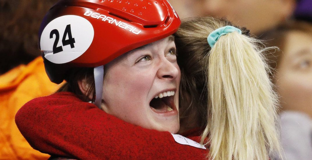 Speed skater Kim Boutin to carry Canada's flag into Olympic Closing Ceremony