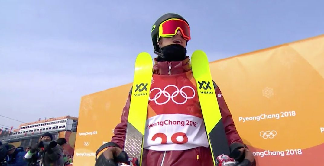 Canada's Alex Beaulieu-Marchand wins bronze in Olympic freestyle skiing