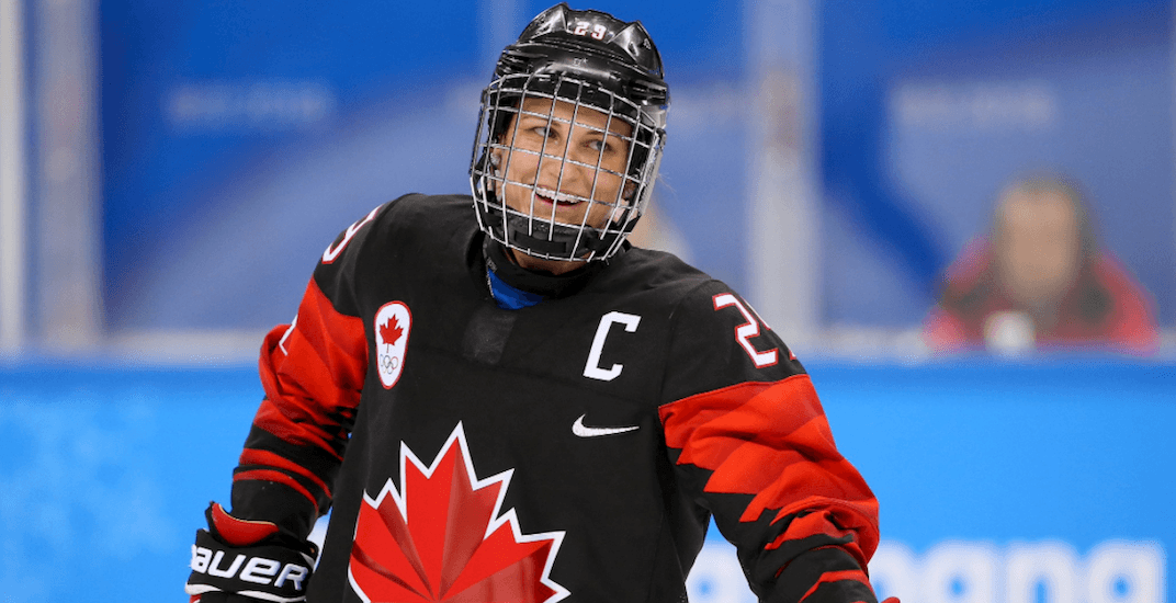 Canada will play for GOLD in women's hockey after blowing out Russia in Olympic semi-final