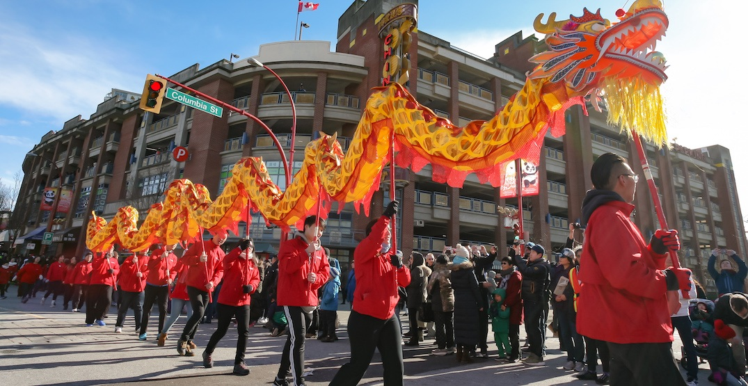 Vancouver's Chinatown celebrates 45th Lunar New Year Parade (PHOTOS)