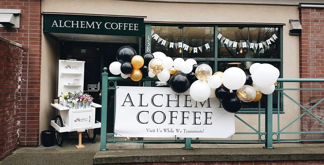 Now Open: Alchemy Coffee in North Vancouver