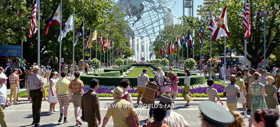 1964 World's Fair in Tomorrowland