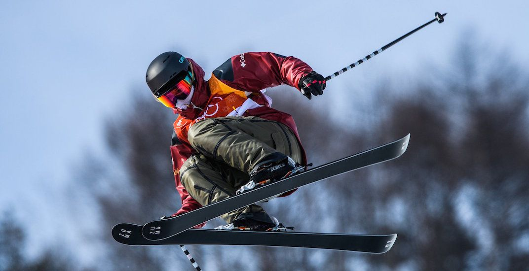 Canada's Cassie Sharpe wins GOLD in ski halfpipe at 2018 Olympics