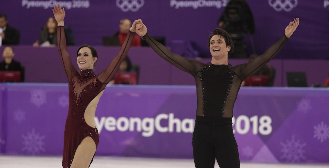 Virtue moir gold 2018